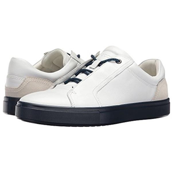 大码福利!ECCO爱步Kyle男子休闲鞋 $64.00(到手约¥538)