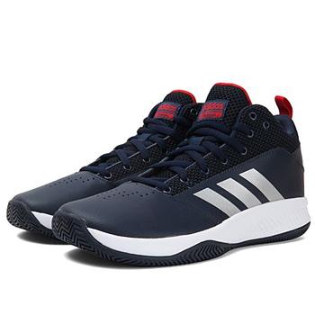 优购时尚商城 adidas阿迪达斯 男子CF ILATION 2.0团队基础篮球鞋249元包邮(限时低价)