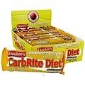 折合102.4元 UniversalNutrition,低碳水高蛋白无糖无谷蛋白蛋白棒,巧克力香蕉坚果,12条,每条2盎司(56.7克)