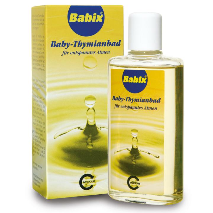 Babix 百里香 婴幼儿沐浴精油 125ml 5.99欧元,直邮约46.34元