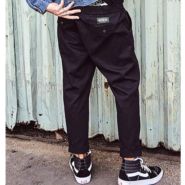 有型潮流!FANTASTIC PLANET怪诞星球 工装九分裤 205.84元包邮(需用券)
