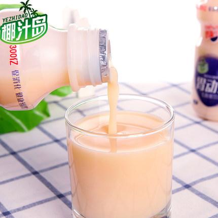 椰汁岛 胃动力乳酸菌饮品340ml*12瓶 ¥27