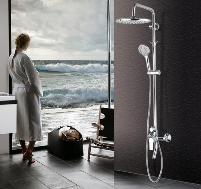 7號0點! ARROW 箭牌衛浴 AE3309S 淋浴花灑套裝 399元包郵(前1小時)