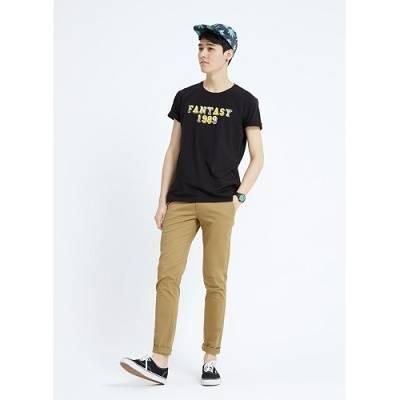 美特斯邦威 METERSBONWE 男 短袖衬衫 13.93元(19.9元,2件7折)