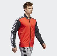 adidas 阿迪达斯 ID Bomber Track 男士运动夹克  19.99美元约¥126(原价65美元)