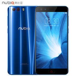 ¥1499 努比亚nubiaZ17miniS小牛8深海蓝6GB+64GB全网通移动联通电信4G手机双卡双待-1号店