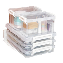 IRIS 愛麗思 首飾收納盒 6.5*9.1*5.5cm*3層