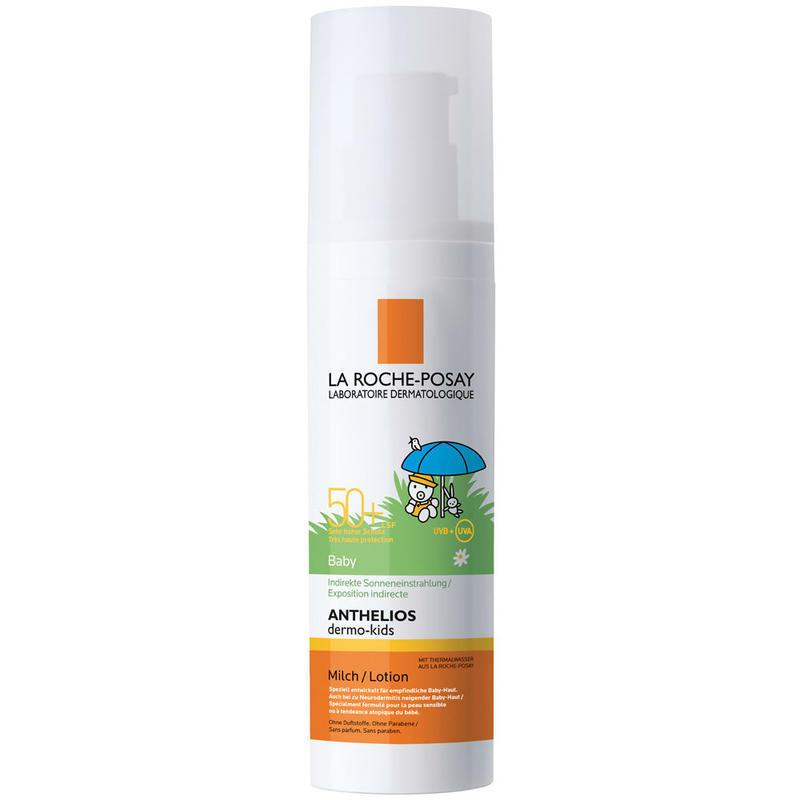 LA ROCHE-POSAY 理肤泉 儿童清爽特护防晒乳SPF50+ 50ml €10.59(约¥85)